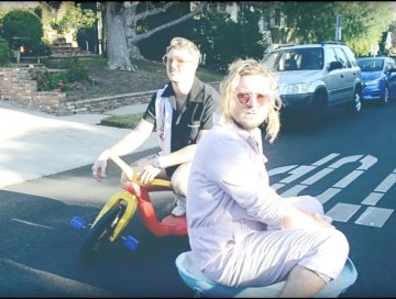 music video - all my friends - the griswolds - indie - indie music - indie rock - new music - music blog - wolf in a suit - wolfinasuit - wolf in a suit blog - wolf in a suit music blog