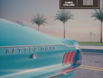 better days - chris collins - discrete - Sweden - indie - indie music - indie pop - new music - music blog - wolf in a suit - wolfinasuit - wolf in a suit blog - wolf in a suit music blog