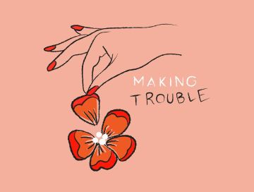 making trouble - payson lewis - indie - indie music - indie pop - new music - music blog - wolf in a suit - wolfinasuit - wolf in a suit blog - wolf in a suit music blog