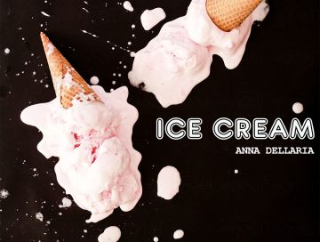 ice cream - anna dellaria - USA - indie - indie music - indie pop - new music - music blog - wolf in a suit - wolfinasuit - wolf in a suit blog - wolf in a suit music blog