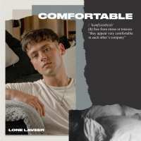 "Listen: ""Comfortable"" by Lone Laveer"