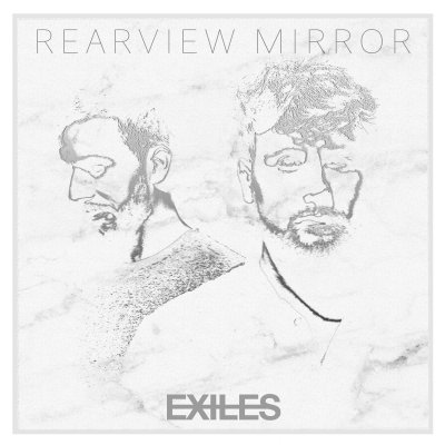 rearview mirror - by - exiles - ireland - indie music - new music - indie pop - indie rock - music blog - indie blog - wolf in a suit - wolfinasuit - wolf in a suit blog - wolf in a suit music blog