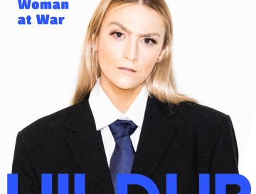 woman at war - by - hildur - Iceland - indie music - new music - indie pop - music blog - indie blog - wolf in a suit - wolfinasuit - wolf in a suit blog - wolf in a suit music blog