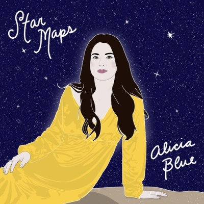star maps - alicia blue - indie - indie music - indie folk - new music - music blog - wolf in a suit - wolfinasuit - wolf in a suit blog - wolf in a suit music blog