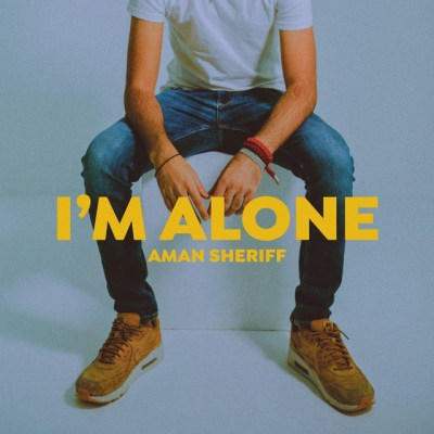 i'm alone - aman sheriff - UK - United Arab Emirates - indie - indie music - new music - indie pop - music blog - wolf in a suit - wolfinasuit - wolf in a suit blog - wolf in a suit music blog