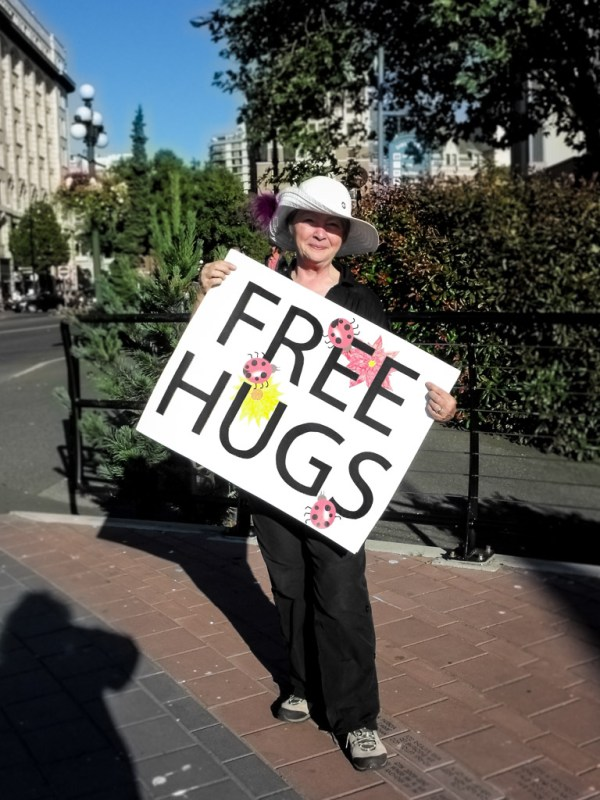 International Free Hugs Day, 2013