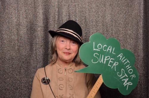 Local Author Super Star