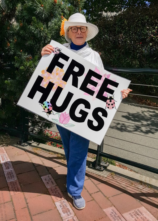 9th Anniversary of Free Hugs