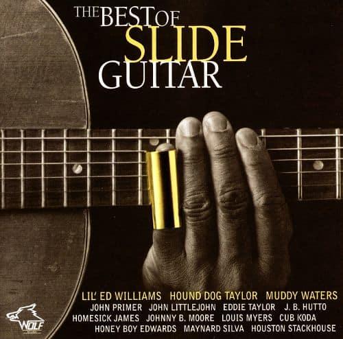 Best of Slide Guitar-Various Artists