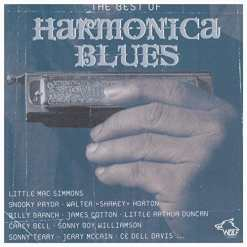 120105 Best of Harmonica Blues Various Artists