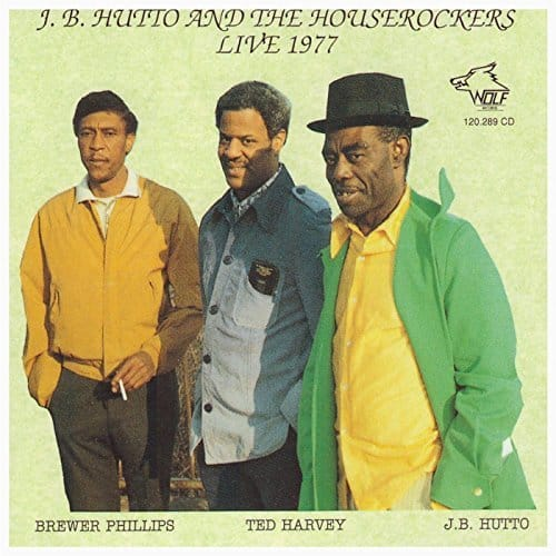 120289 J. B. Hutto The Houserockers live 1977