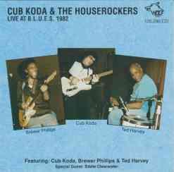120290 Cub Koda Live at Blues 1982
