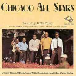 120291 Chicago All Stars featuring Willie Dixon
