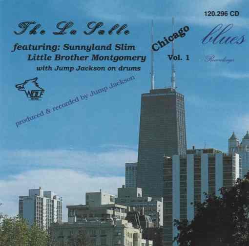120296 The La Salle Chicago Blues Recordings