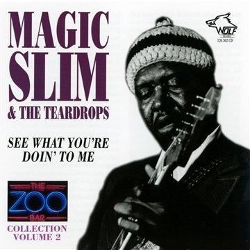 120302 Magic Slim The Teardrops Zoo Bar Collection Vol. 2
