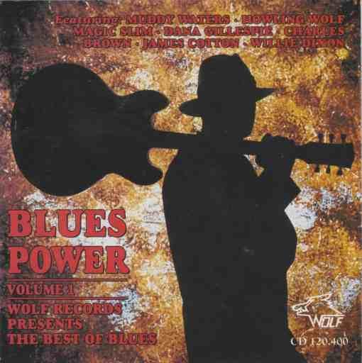 120400 Blues Power Vol. 1 Various Artists