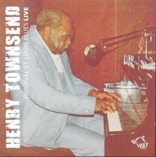120496 Original St. Louis Blues Live Henry Townsend