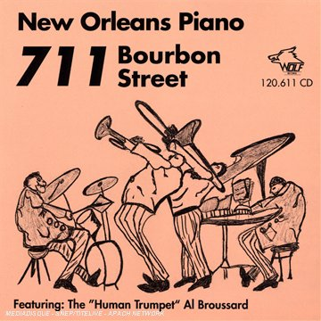 120611 Al Broussard New Orleans Piano
