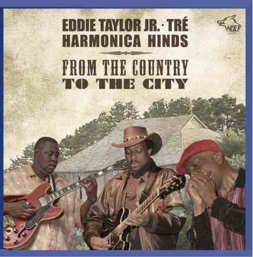 120819 Eddie Taylor Jr. Tré Harmonica Hinds From The Country To The City
