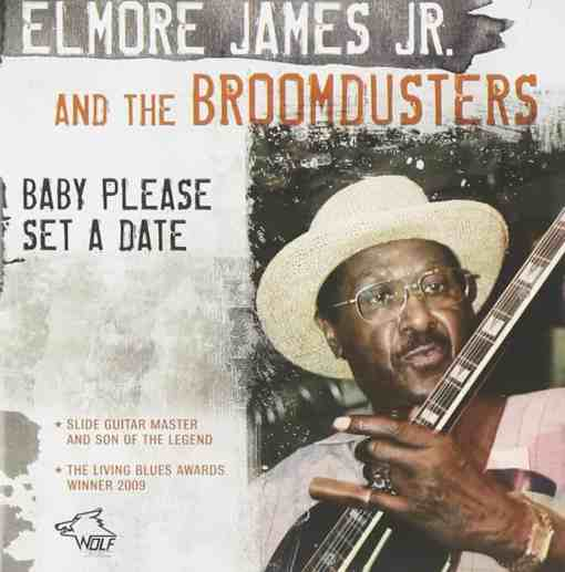120822 Elmore James Jr. Baby Please Set A Date