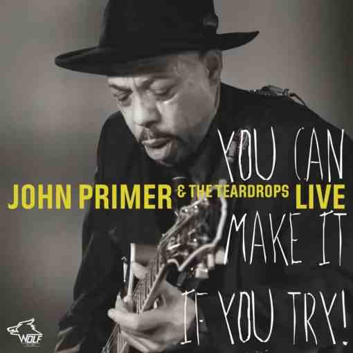120833 John Primer You Can Make It If You Try