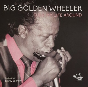 120837 Big Golden Wheeler Turn My Life Around