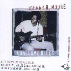 120851 Johnny B. Moore Lonesome Blues