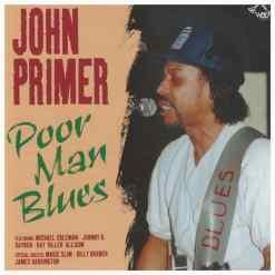 120852 John Primer Poor Man Blues