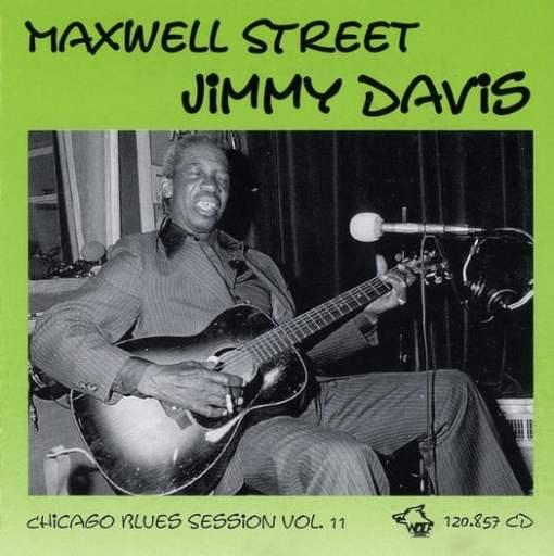 120857 Maxwell Street Jimmy Davis Blues Session Vol. 11