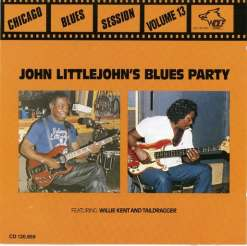 120859 John Littlejohn Blues Session Vol. 13