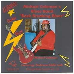 120865 Michael Coleman s Blues Band Blues Session Vol. 19