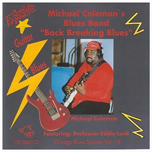 120865 Michael Coleman s Blues Band Blues Session Vol. 19