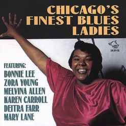 120874 Chicago s Finest Blues Ladies Various Artists
