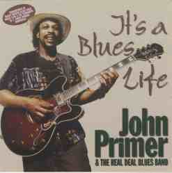 120899 John Primer It s A Blues Life