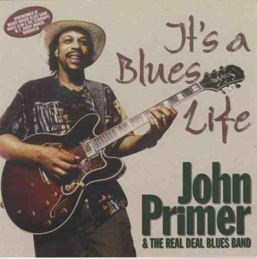 120899 John Primer It s A Blues Life