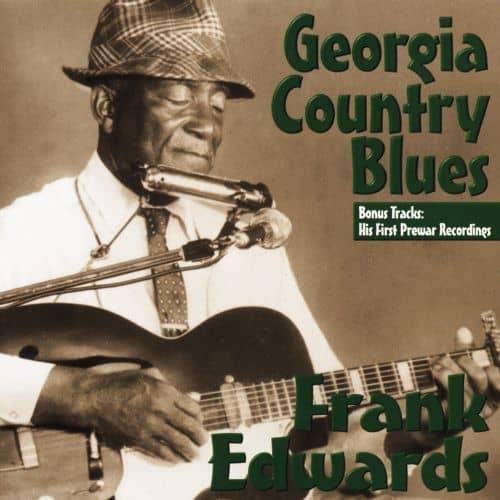 120913 Frank Edwards Georgia Country Blues