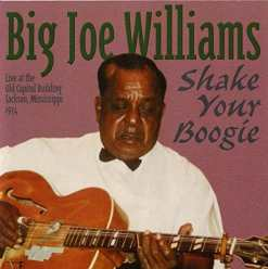 120916 Big Joe Williams Shake Your Boogie