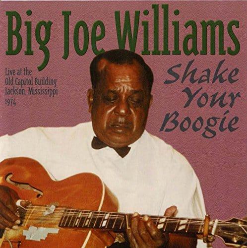 120916 Big Joe Williams Shake Your Boogie