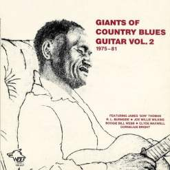120917 Giants of Country Blues Guitar Vol. 2 Various Artists