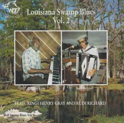 120923 Louisiana Swamp Blues Vol. 2 feat. Rudi Richard   Henry Gray