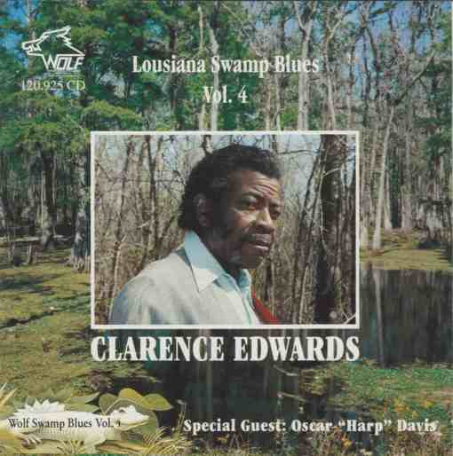 120925 Louisiana Swamp Blues Vol. 4 Clarence Edwards   Oscar Davis