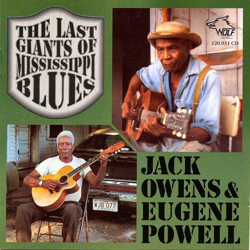 120931 Jack Owens   Eugene Powell Last Giants Of Mississippi Blues