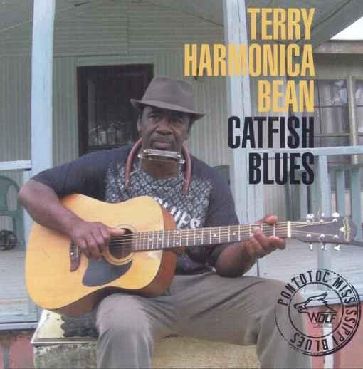 120937 Terry Harmonica Bean Catfish Blues