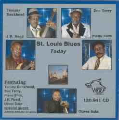 120941 St. Louis Blues Today Vol. 1 Various Artists