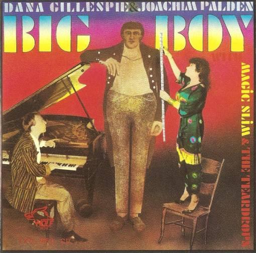 120951 Dana Gillespie   Joachim Palden Big Boy