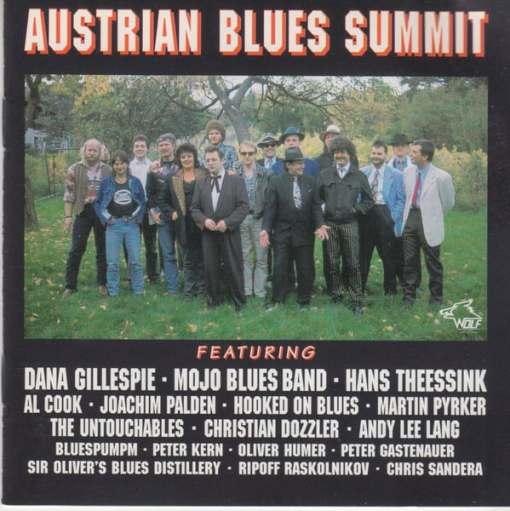 120954 Austrian Blues Summit Various Artists