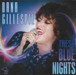 120974 Dana Gillespie These Blue Nights