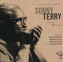 BC011 Sonny Terry Best of Sonny Terry