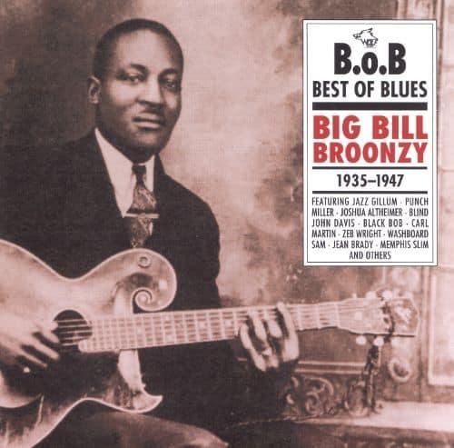 BoB2 Big Bill Broonzy 1935 1947