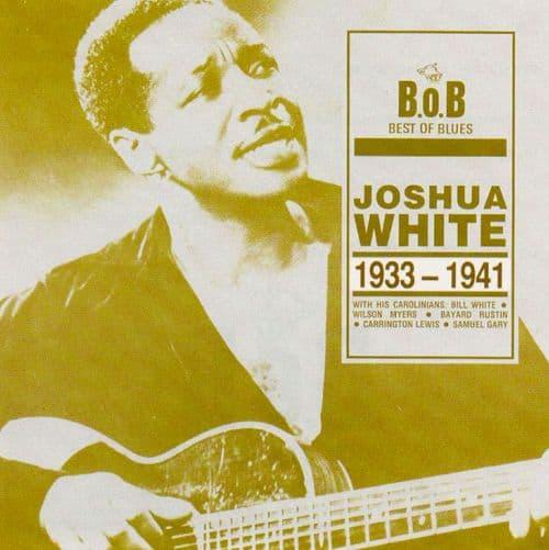 BoB7 Joshua White 1933 1941